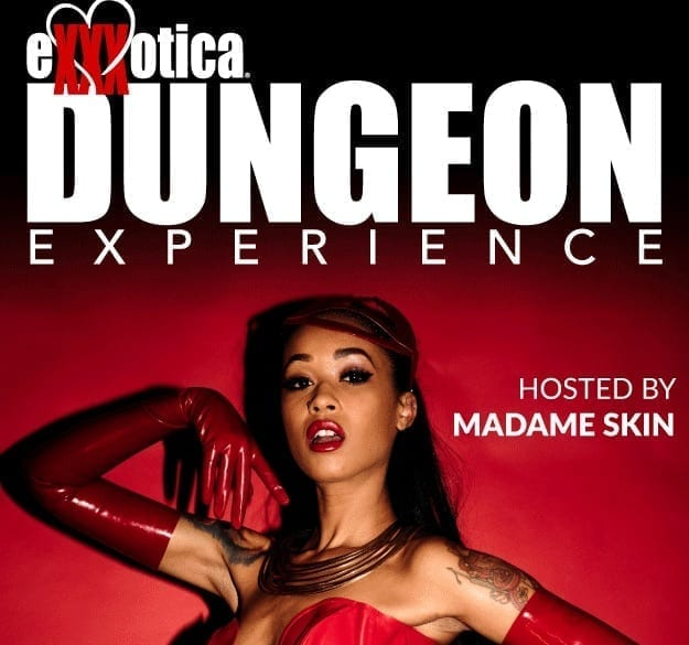 Erotica Dungeon Experience with