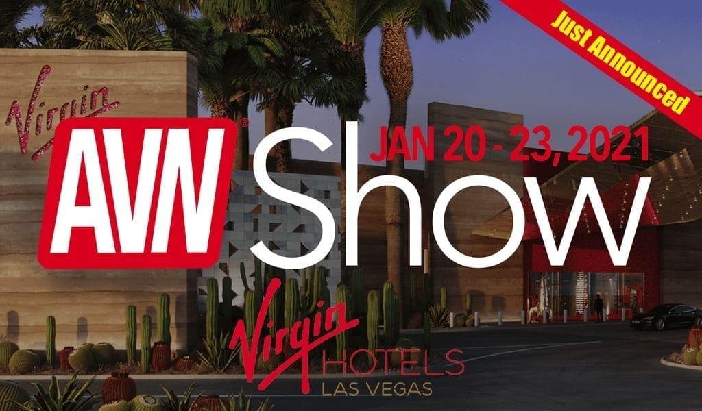 AVN Show is back in Las Vegas for 2021